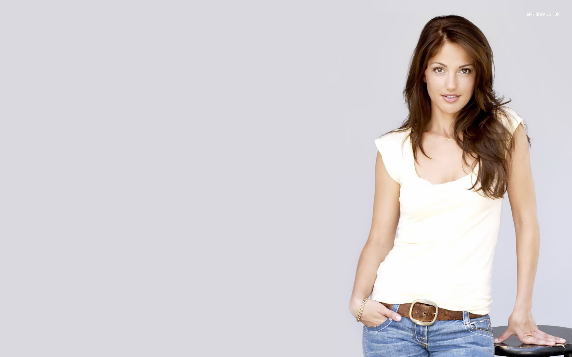 Free Minka Kelly Wallpaper