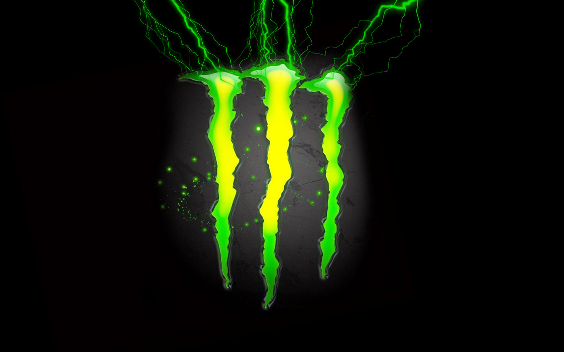 Free Monster Wallpaper