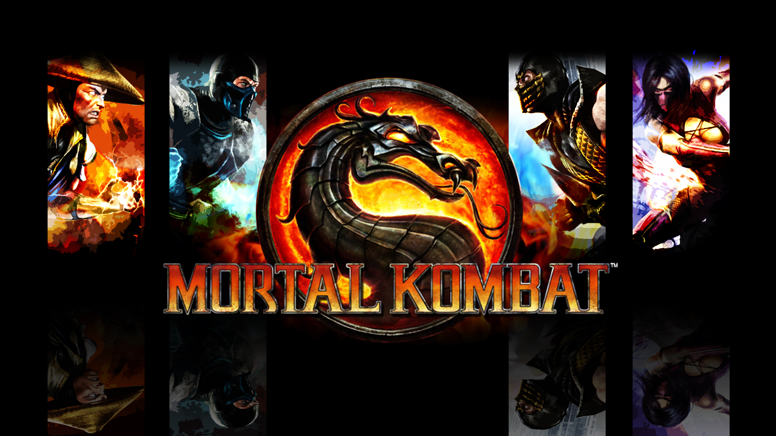 Free Mortal Kombat 9 Wallpaper