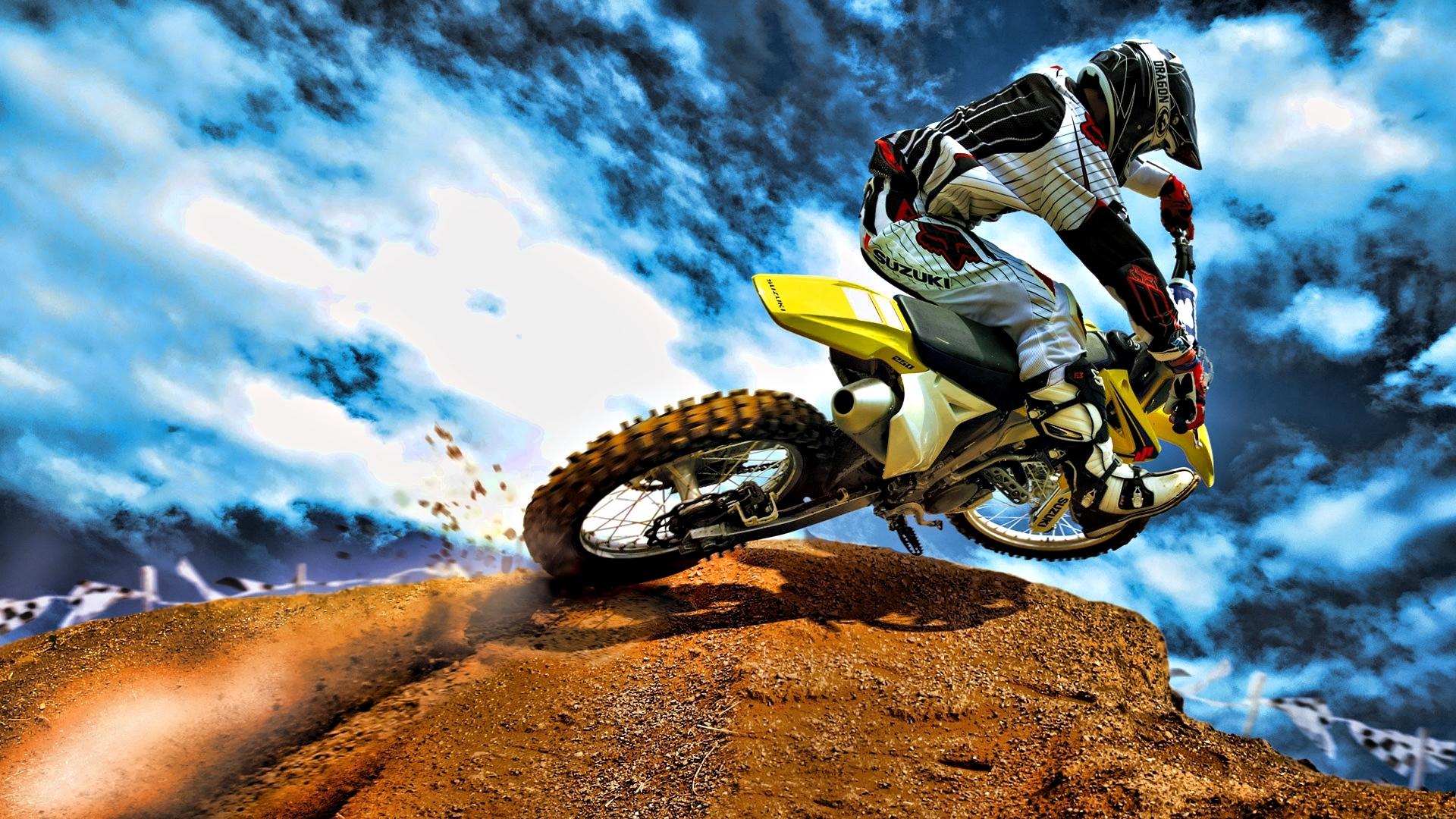 Free Motocross Wallpaper