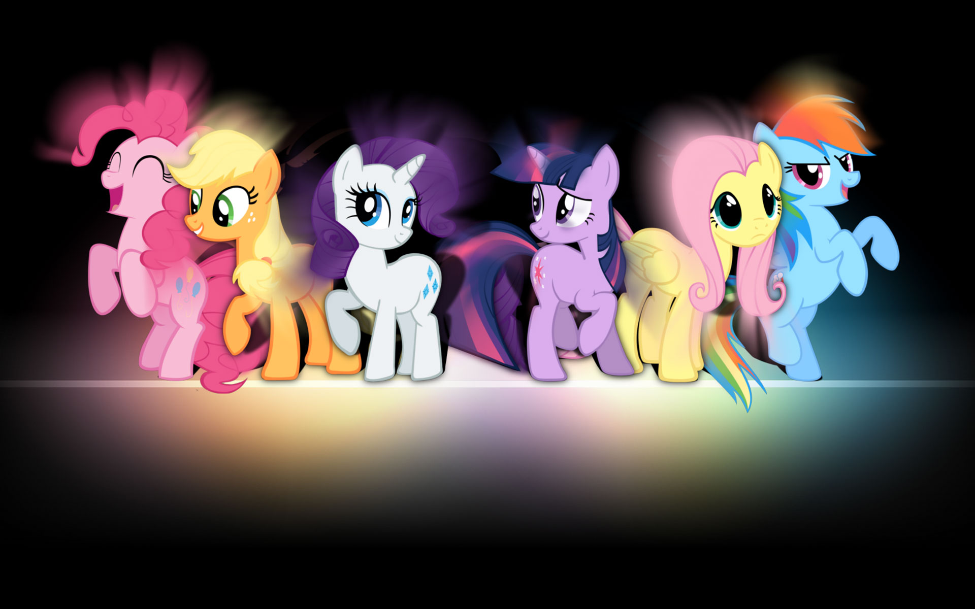 Free My Little Pony Wallpaper 19467 1920x1080 px