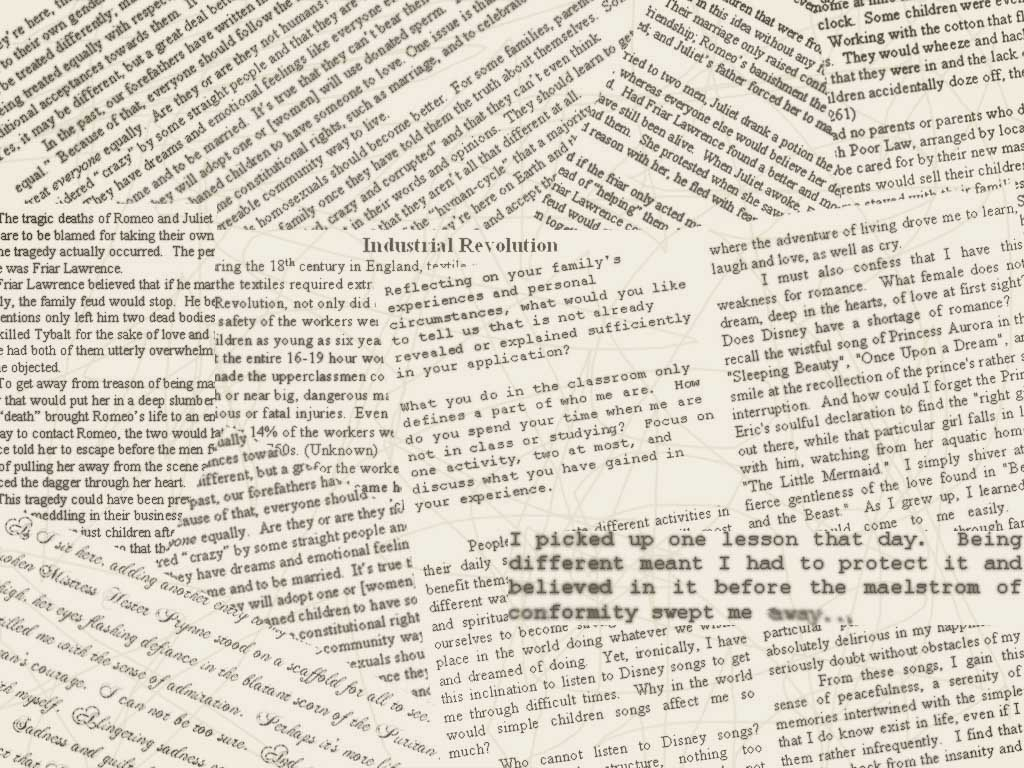 Free Newspaper Wallpaper