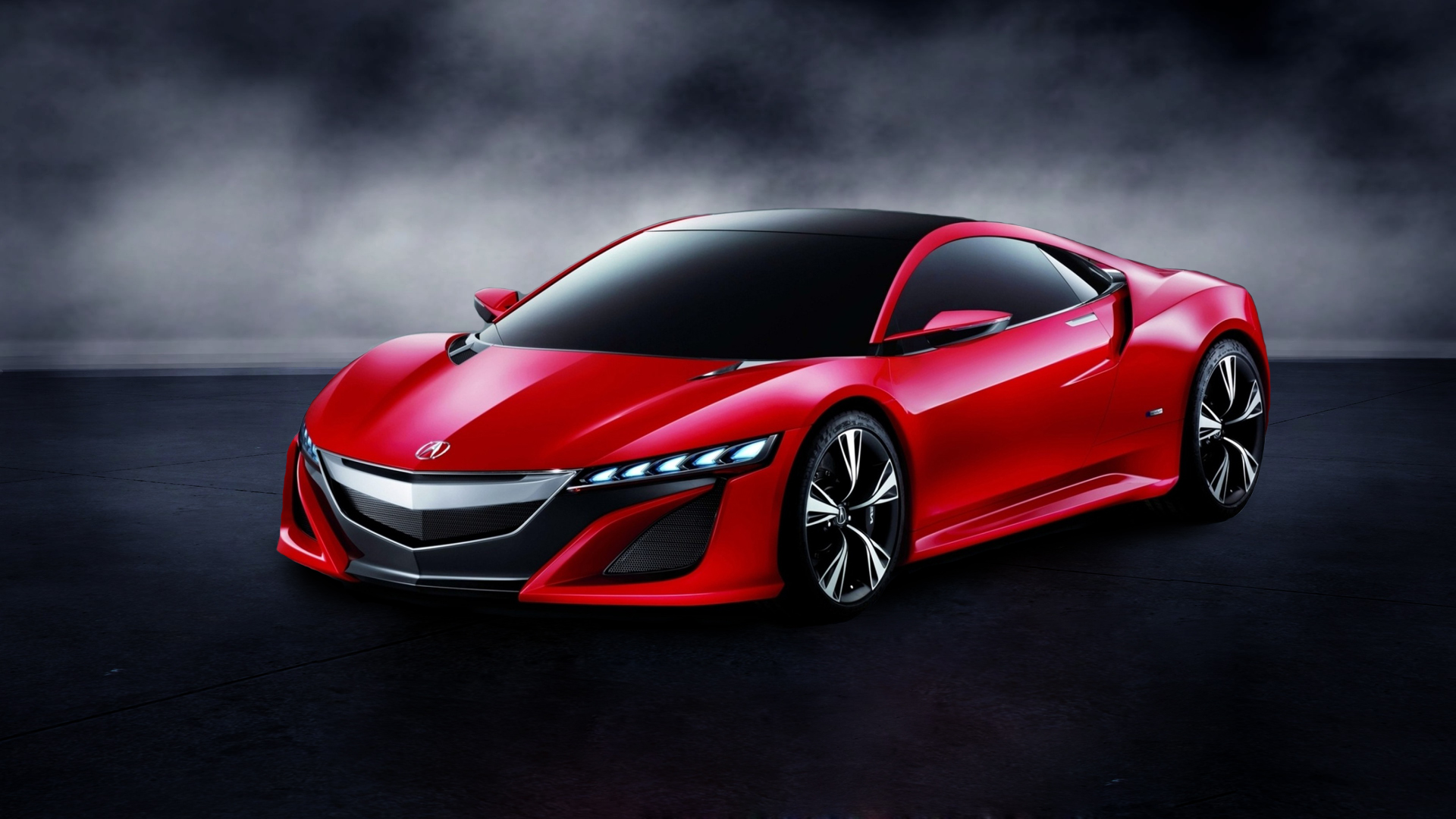 ... Acura NSX Wallpaper HD ...