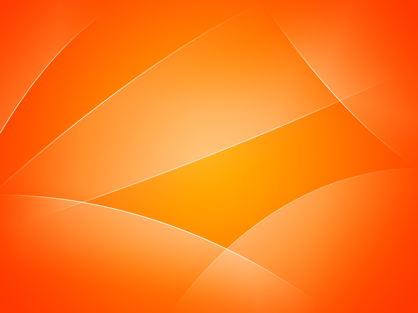 ... Orange Wallpaper ...