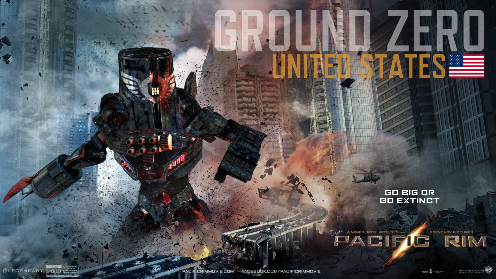 Free Pacific Rim Wallpaper