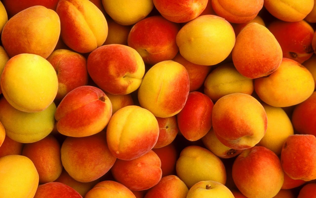Peach Fruit Hd Wallpapers Free Download