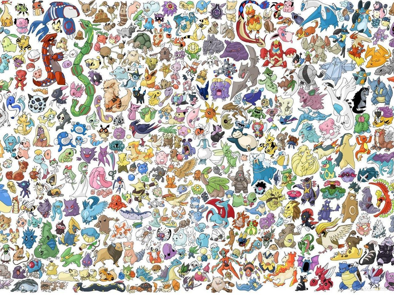 Free Pokemon Backgrounds