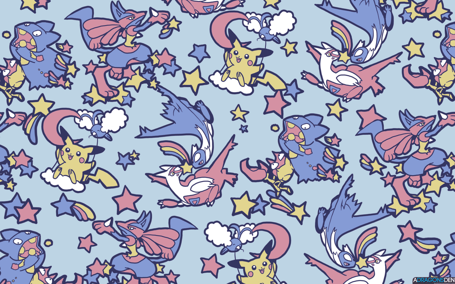 Free Pokemon Tumblr Wallpaper