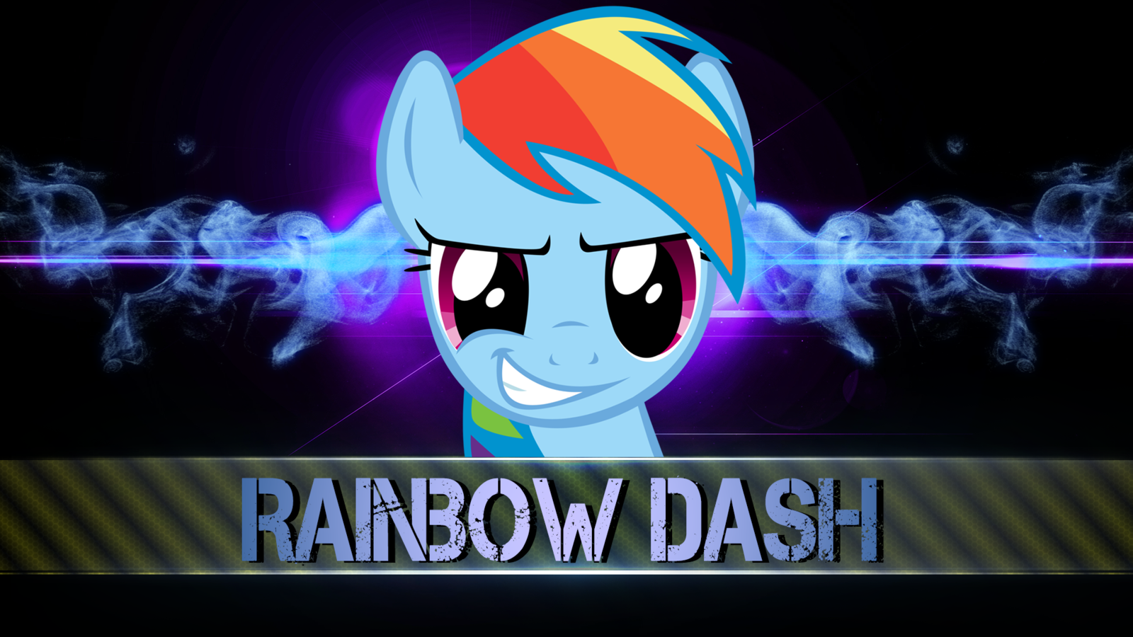 Free Rainbow Dash Wallpaper
