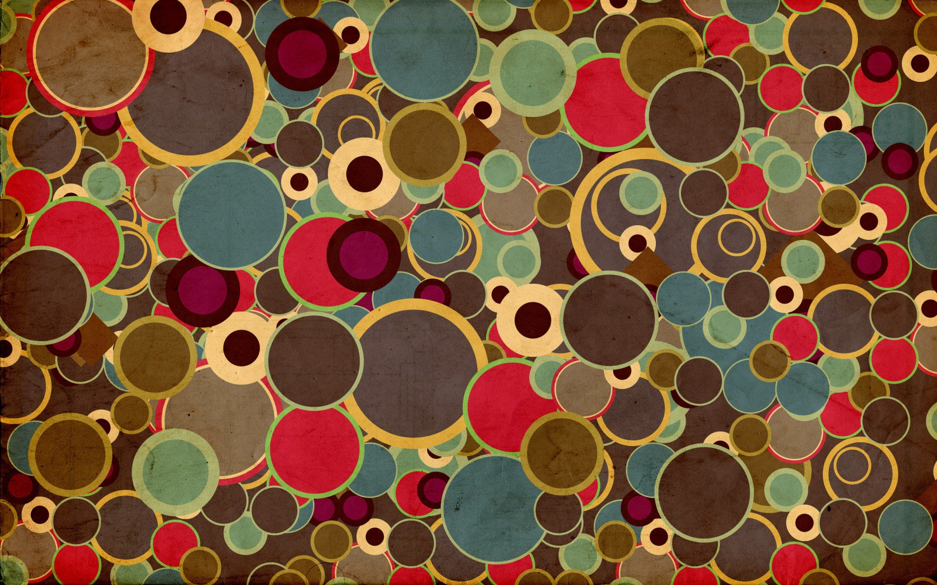 Retro Wallpaper Atomic 2169
