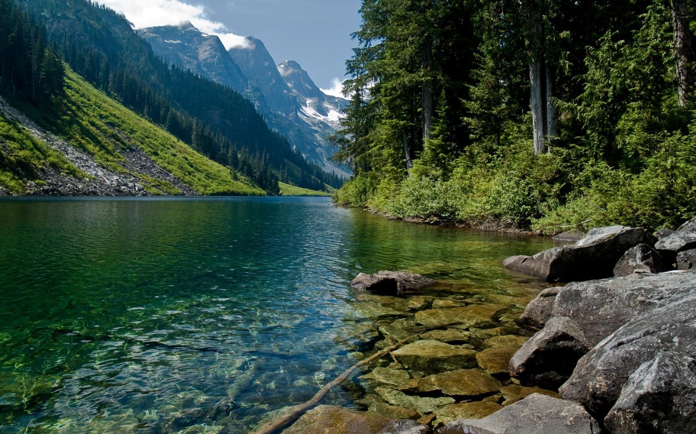 River Nature Desktop Wallpapers