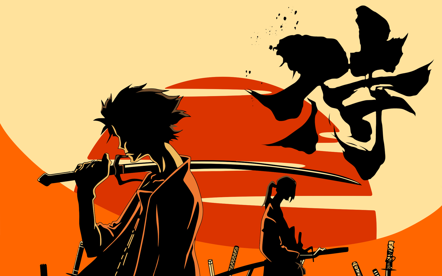 Free Samurai Champloo Wallpaper