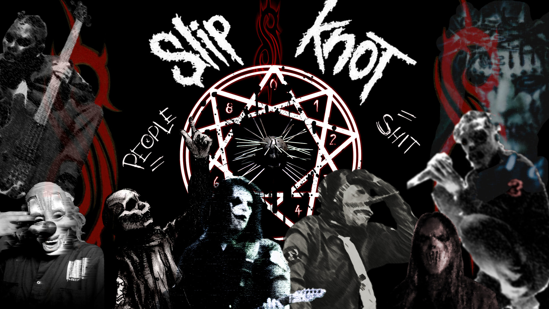 Free Slipknot Wallpaper