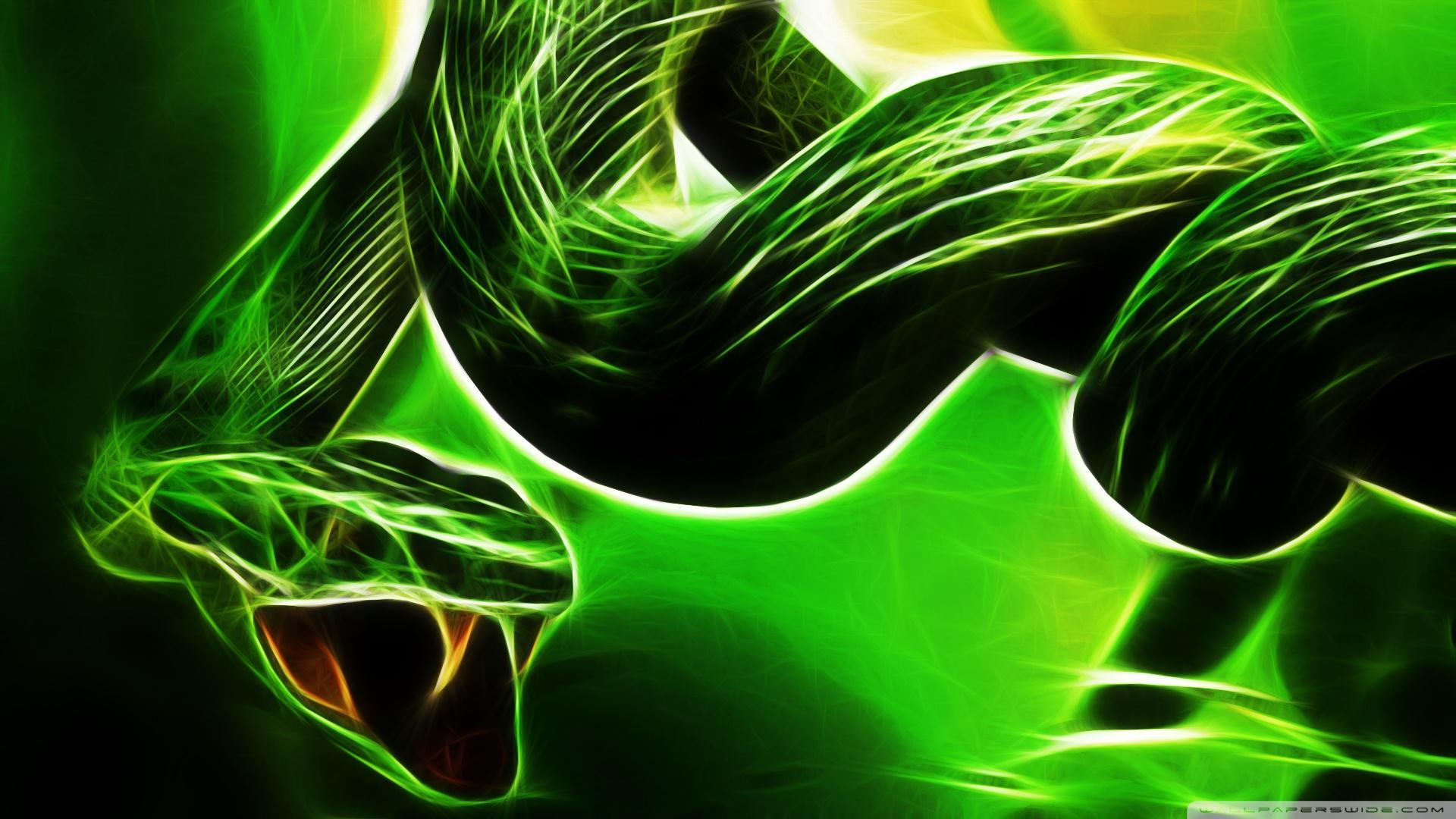 Fantasy Snake Wallpaper Free Download