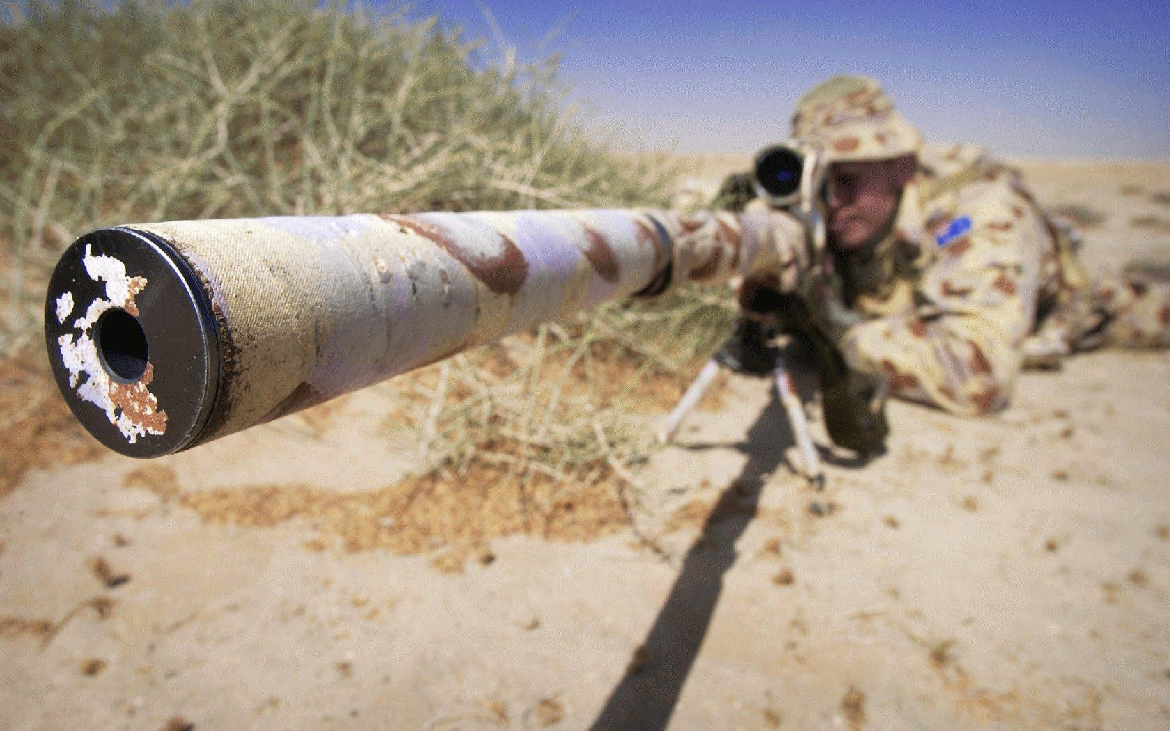 Free Sniper Wallpaper