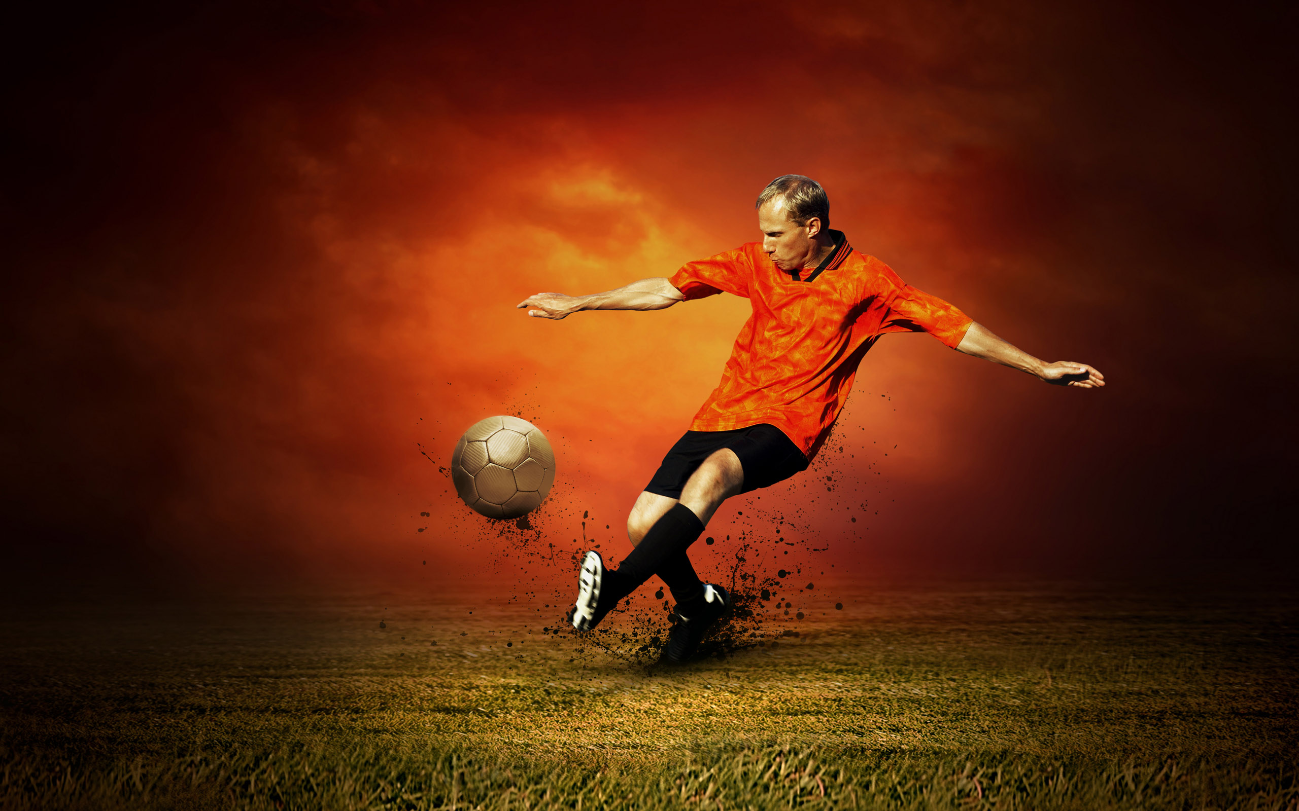 Free Soccer Wallpaper 12116
