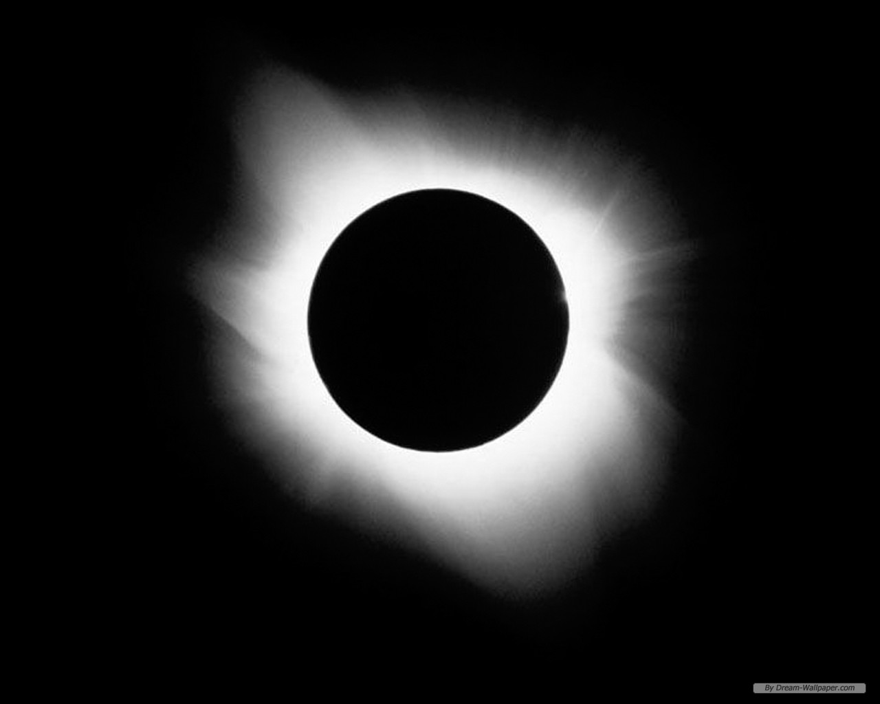 Free Solar Eclipse Wallpaper