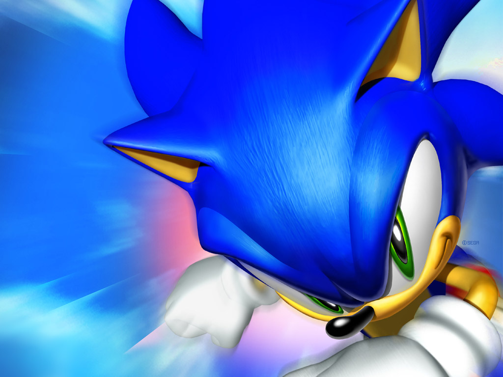Free Sonic Wallpaper