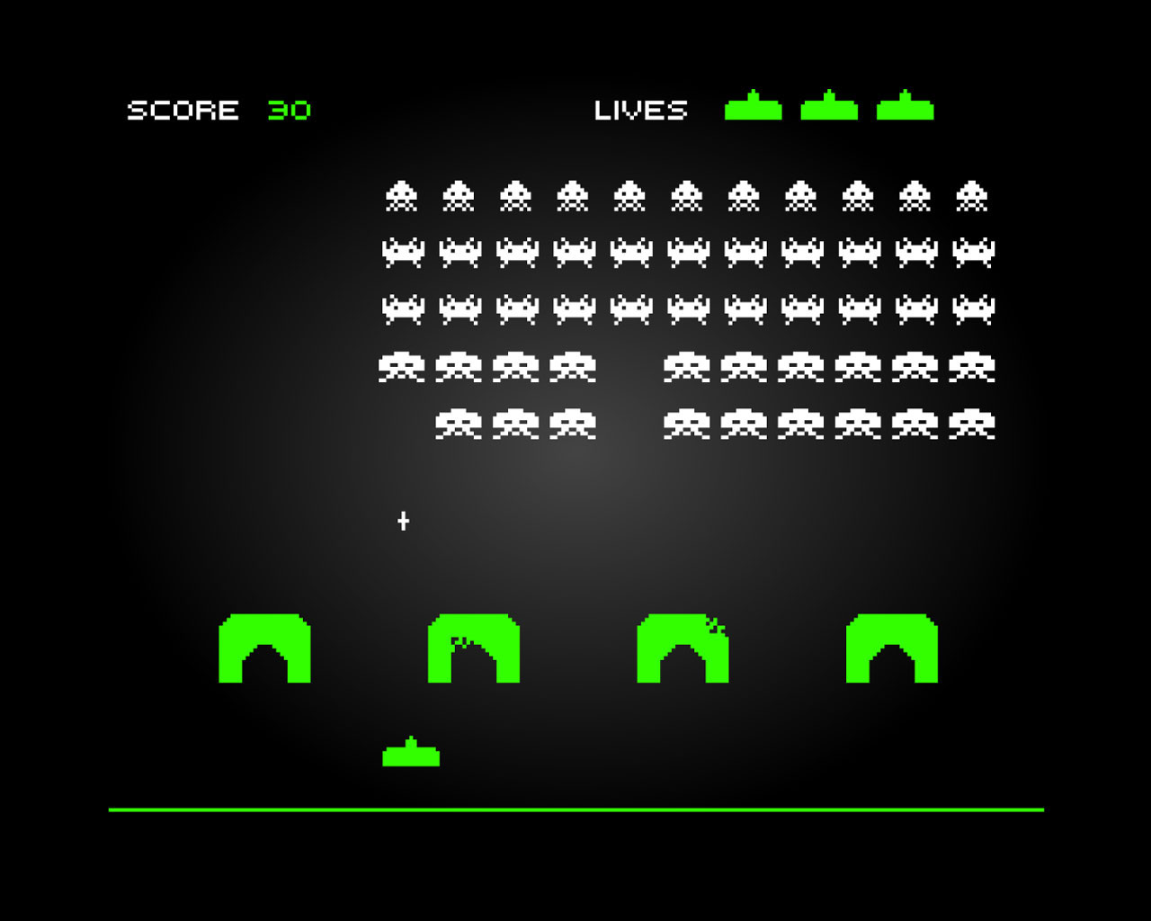 Free Space Invaders Wallpaper 37590 1920x1080 px