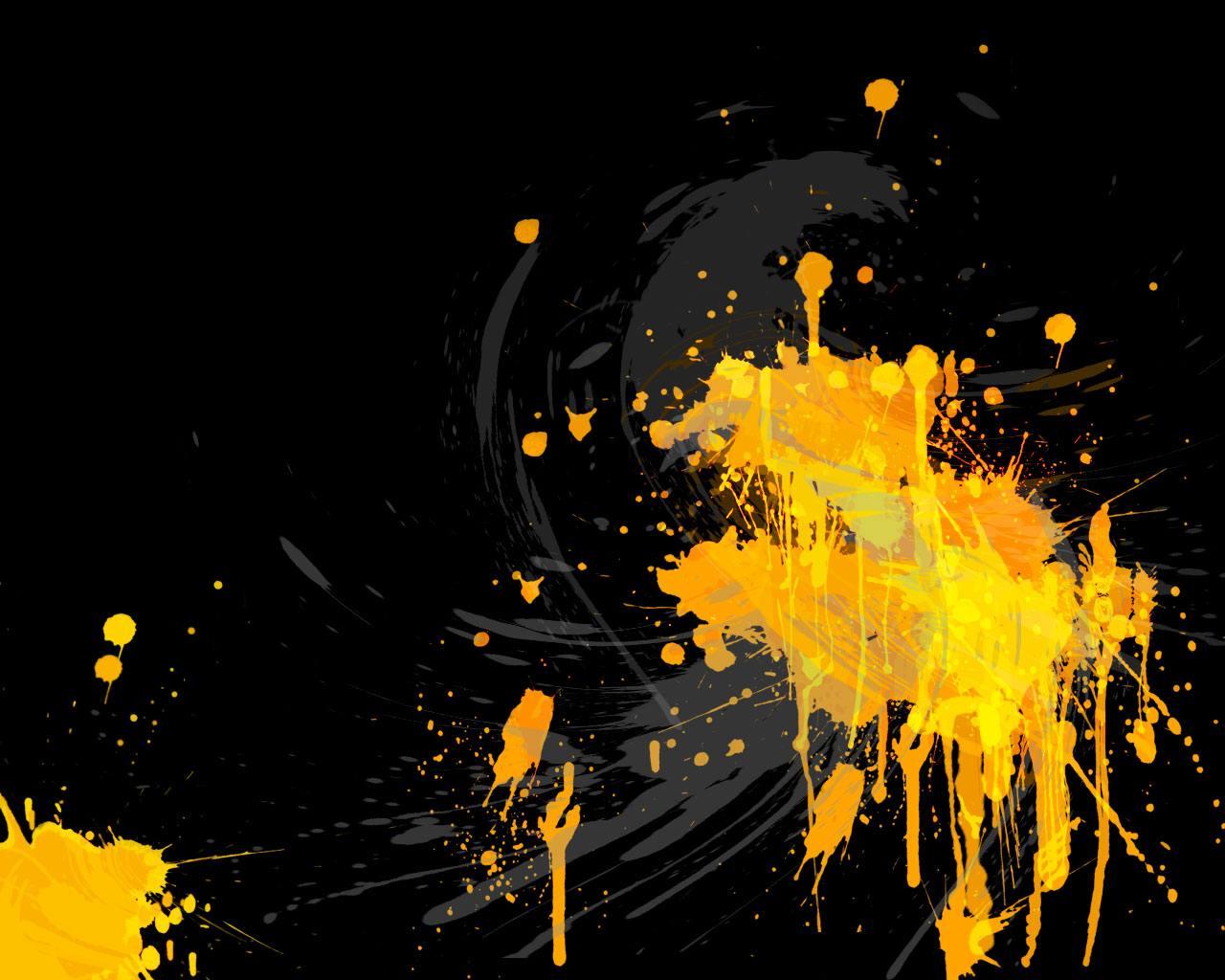 Free Splatter Wallpaper 1280x1024 10519