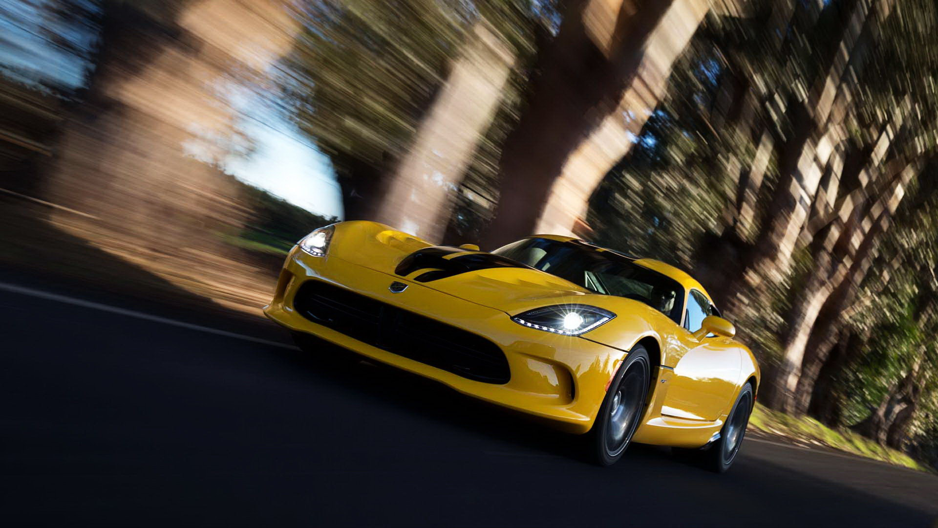 Free SRT Viper Wallpaper