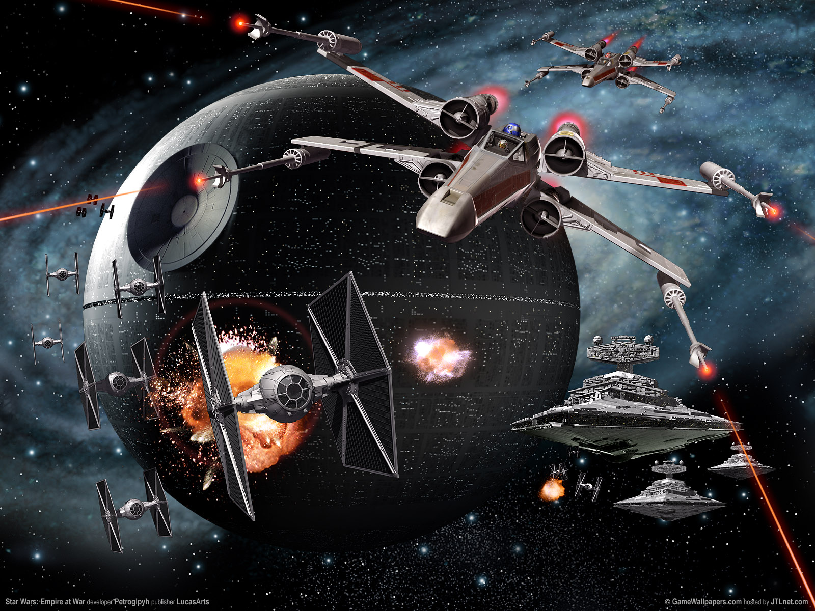 Cool Star Wars Desktop Wallpaper Pocketyguyscom