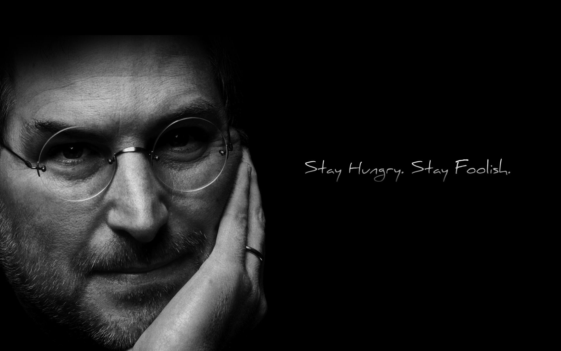 Free Steve Jobs Wallpaper