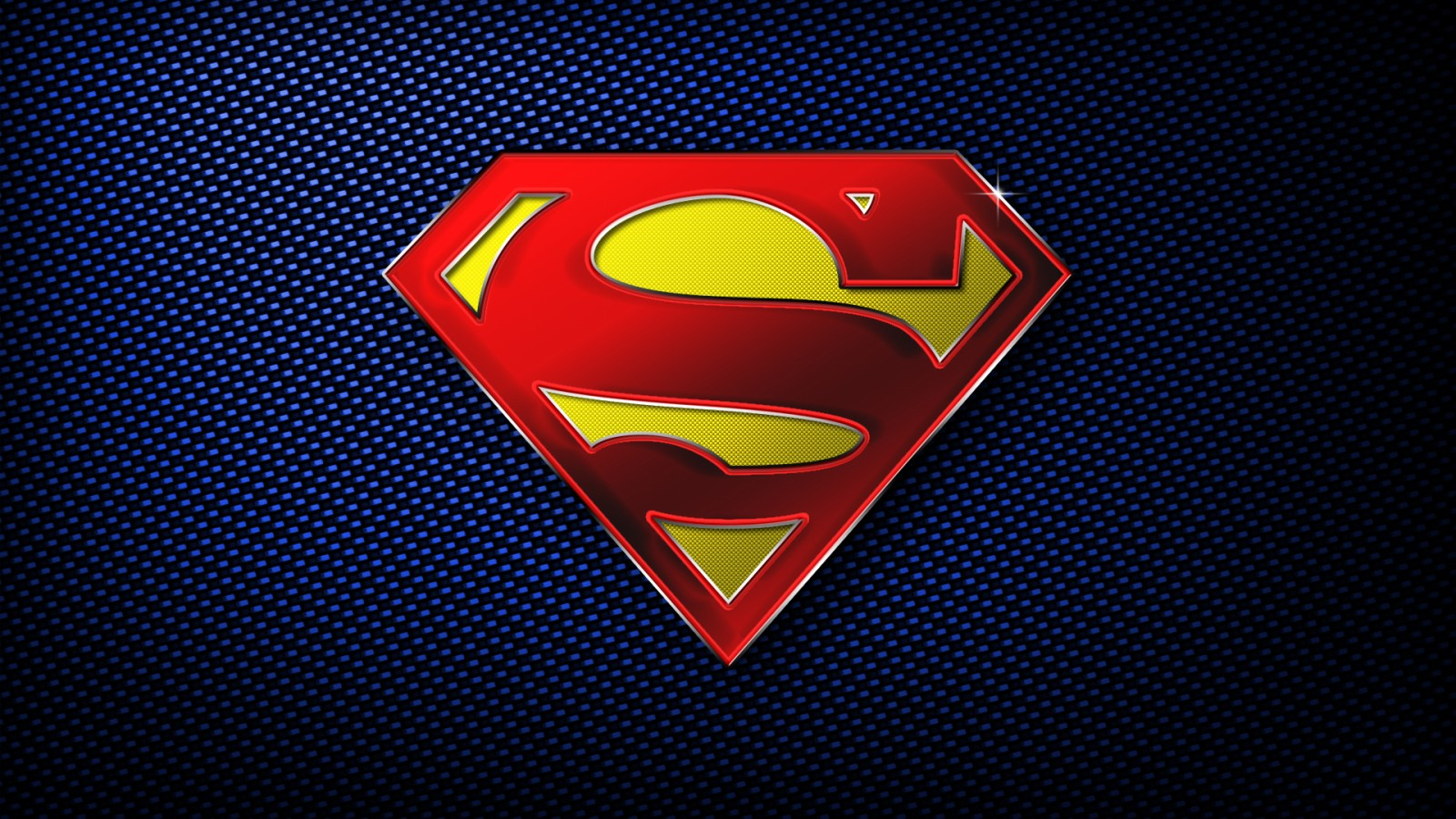 Free Superman Logo Wallpaper