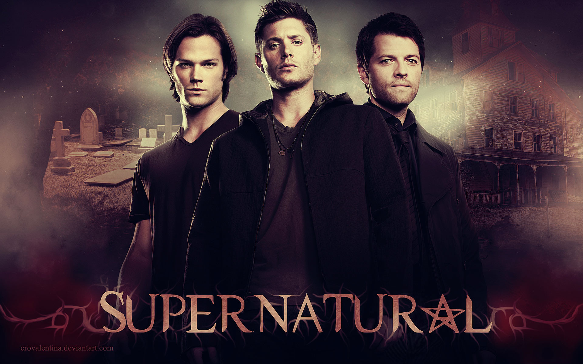 Free Supernatural Wallpaper