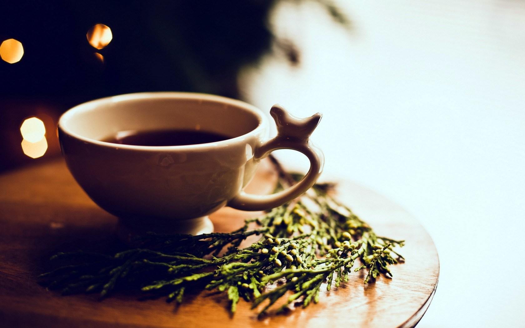 Free Tea Cup Wallpaper