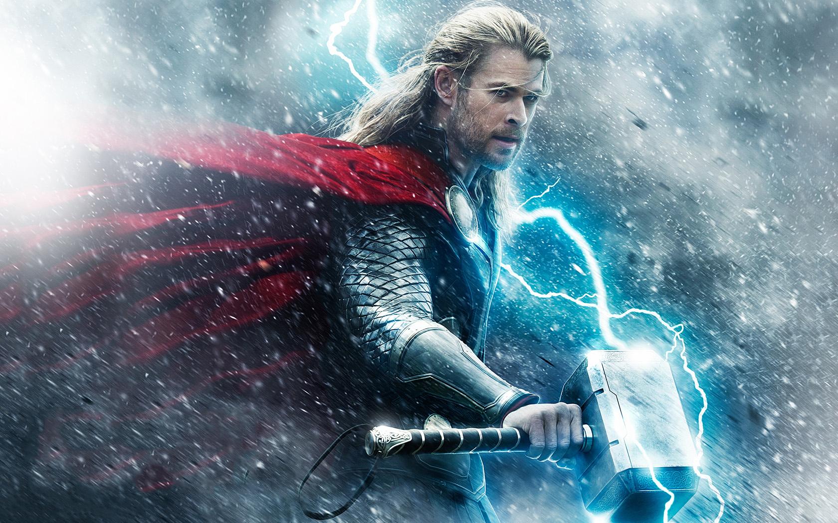 Free Thor Wallpaper 33507 1680x1050 px