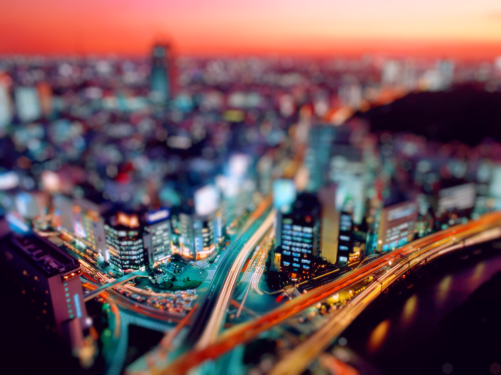 Free Tilt Shift Pictures