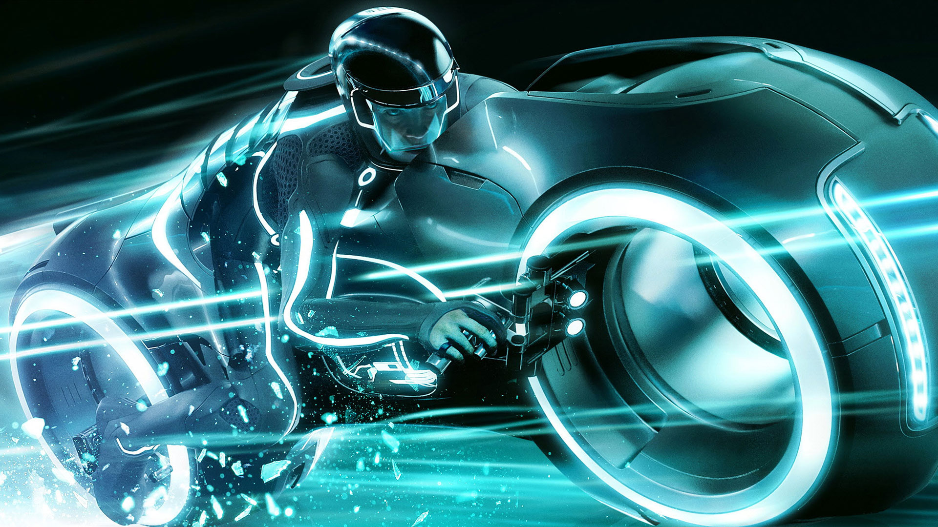 Free Tron Wallpaper