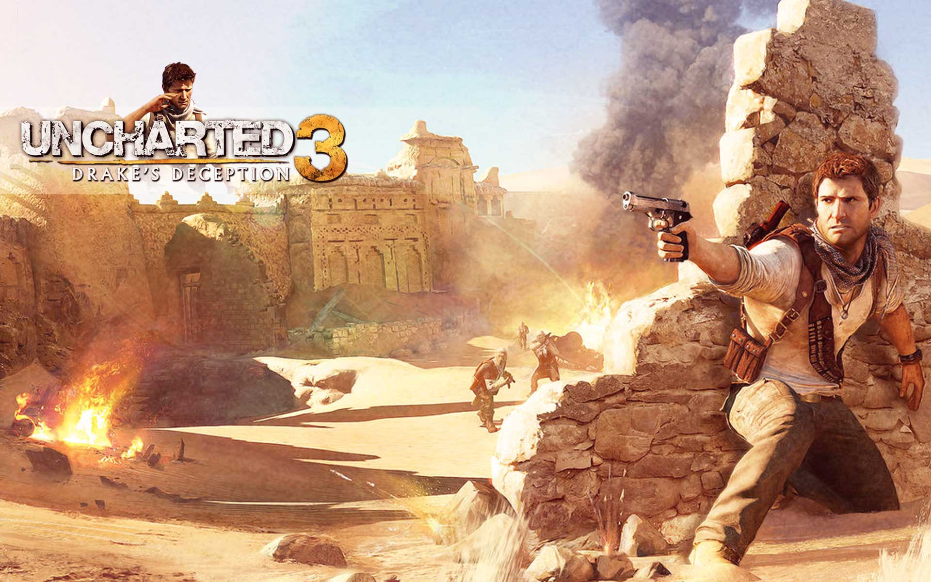 Free Uncharted Wallpaper