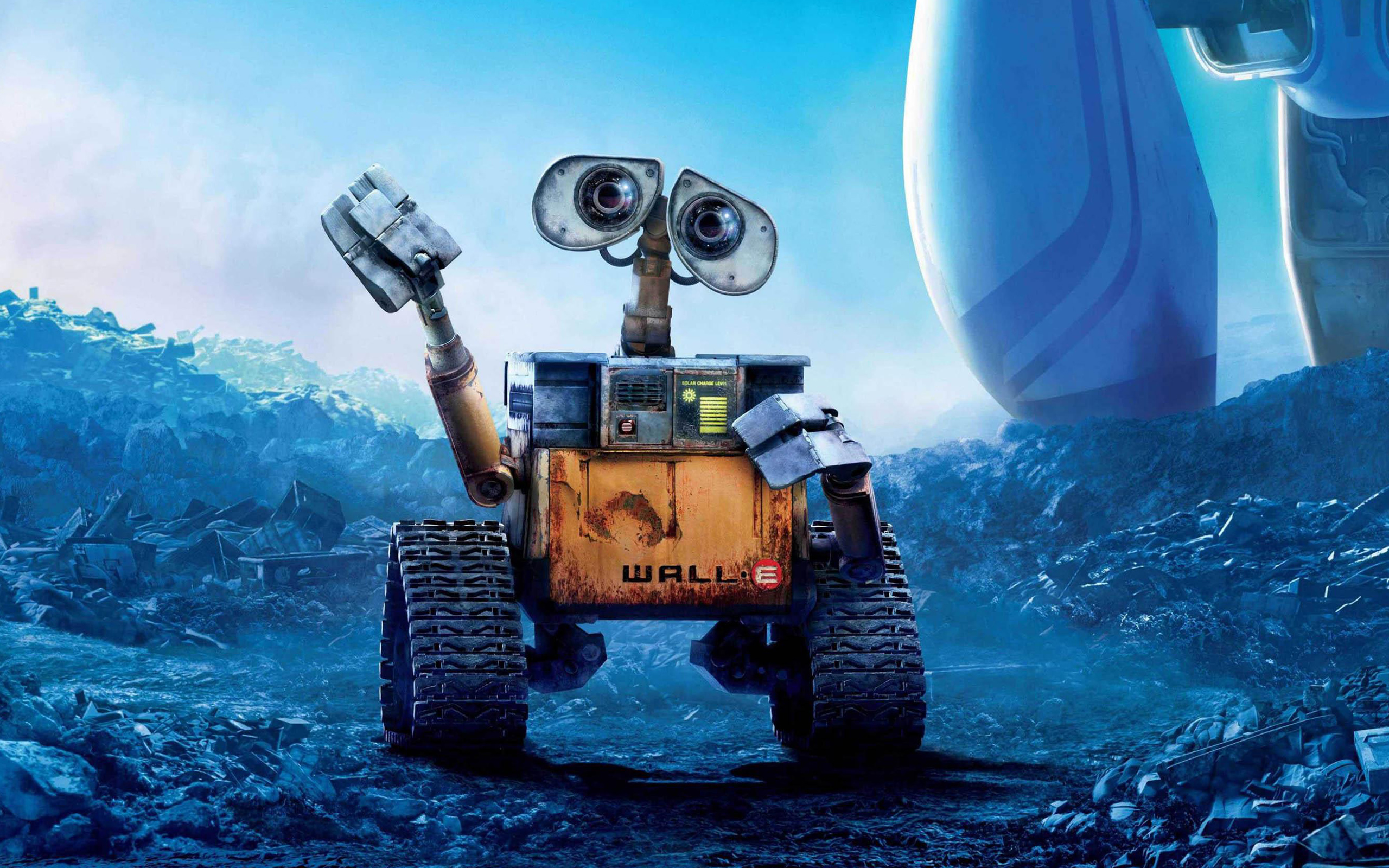 Free Wall E Wallpaper