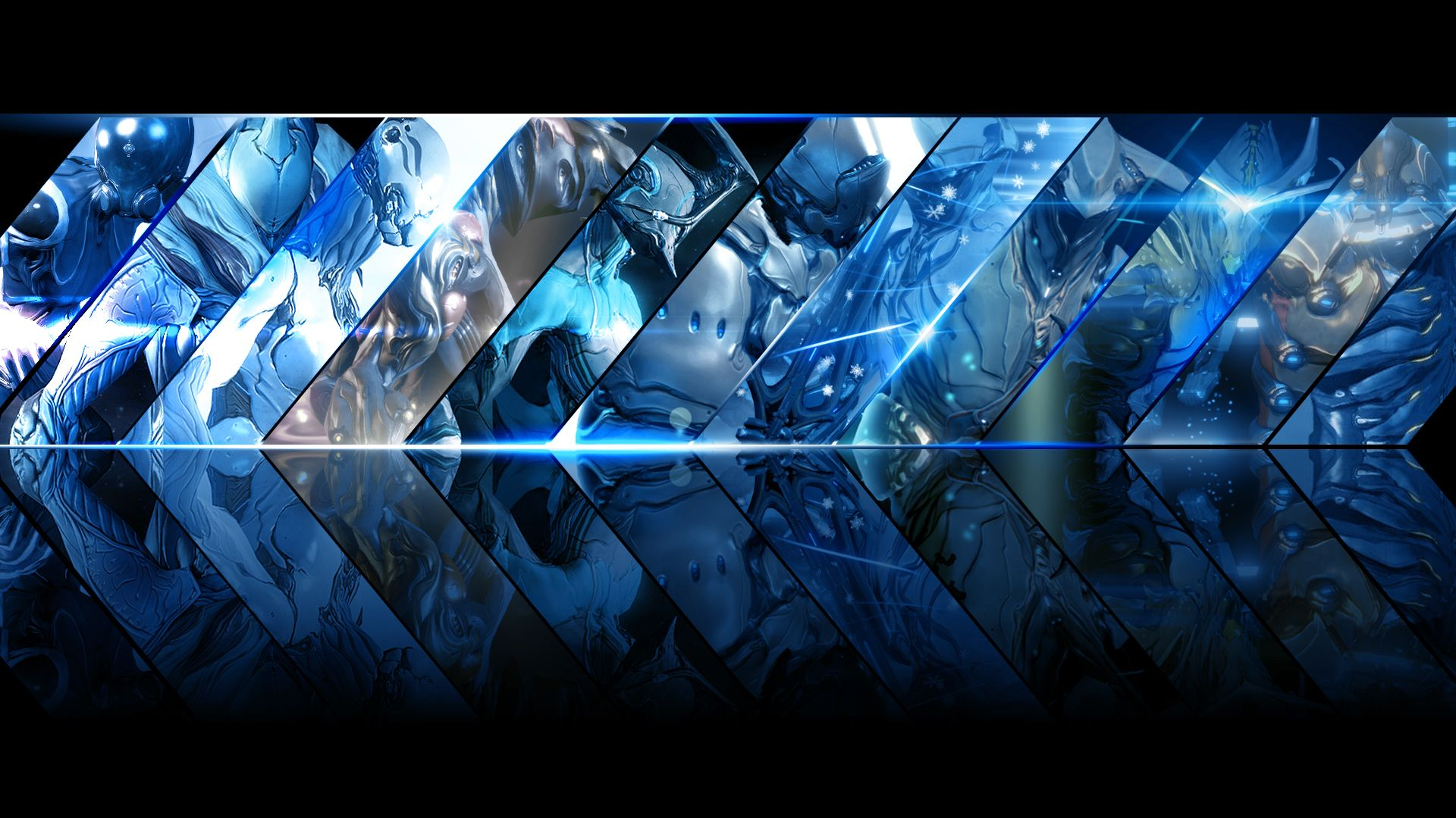 Free WarFrame Wallpaper