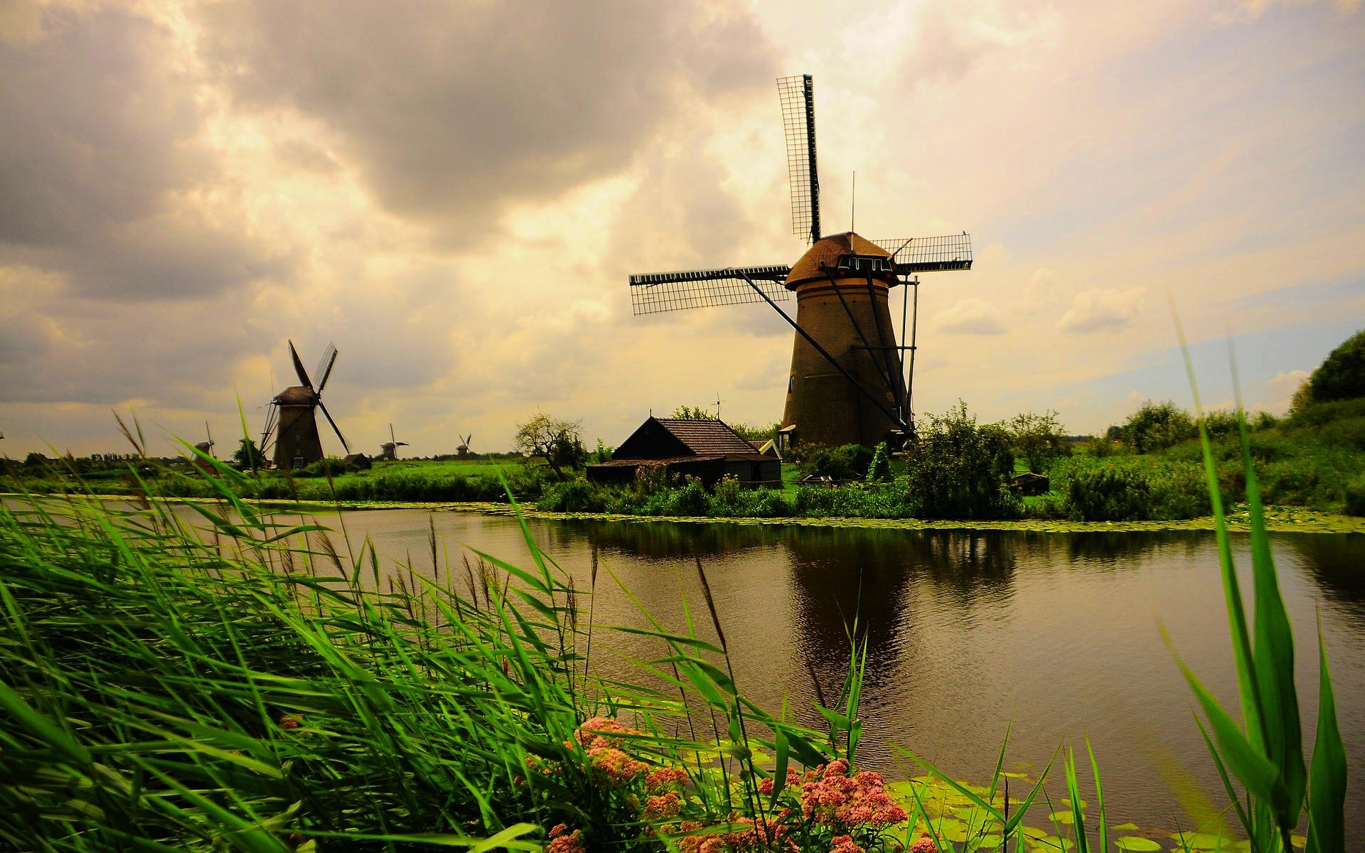 Windmill Wallpapers Hd Jpg · Free Windmill Wallpaper