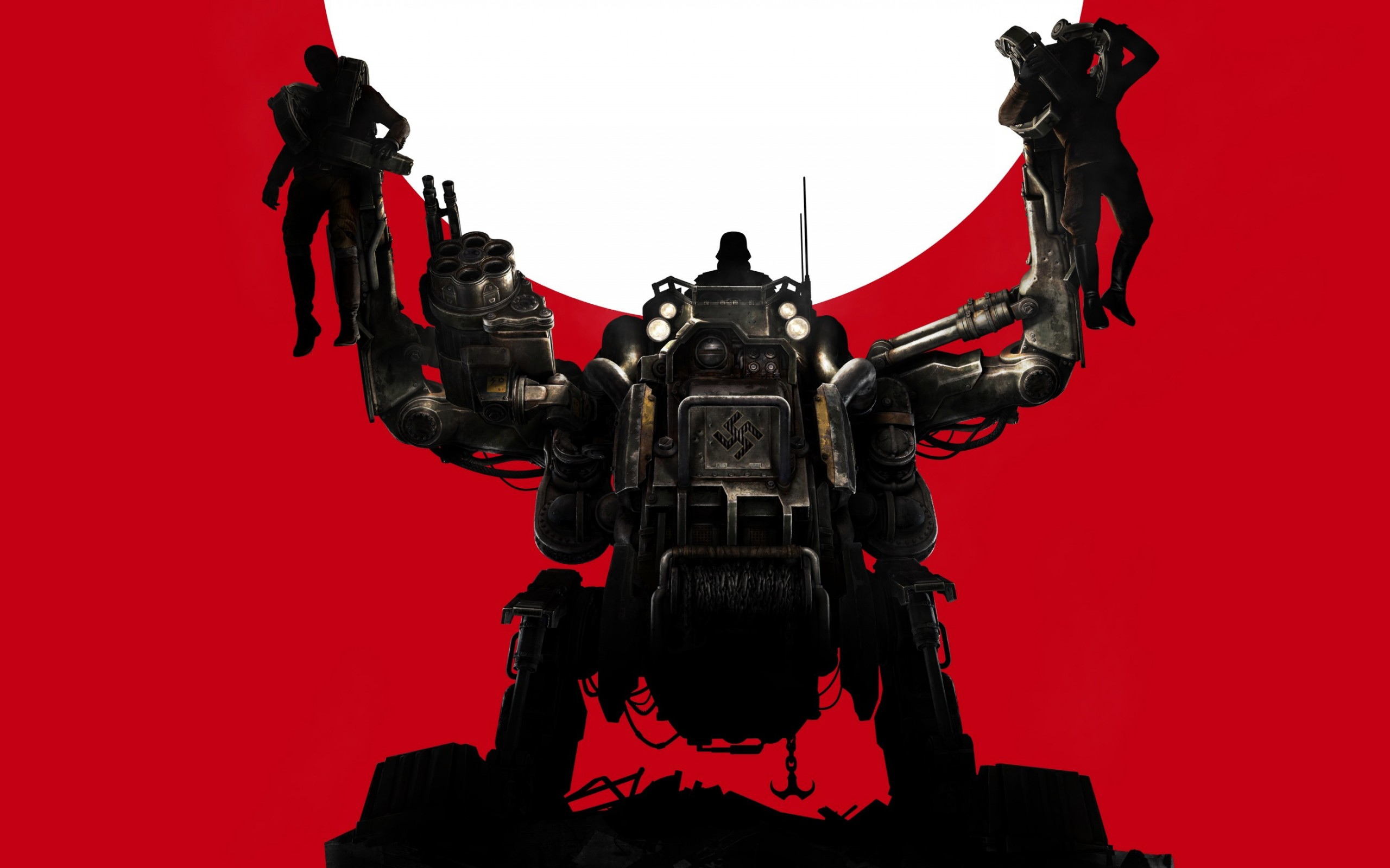 Wolfenstein The New Order Game Wallpaper For Desktop