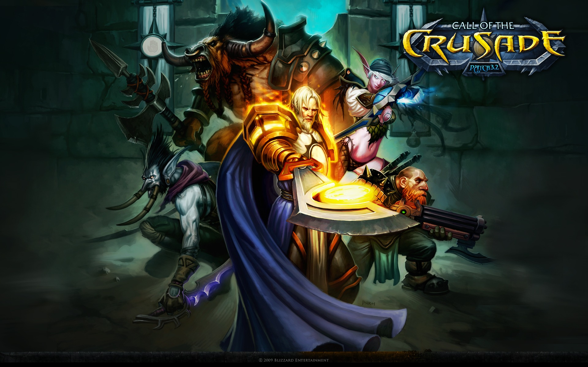 World Of Warcraft Games Widescreen Crusade Wow Downloadfiles Gamesfree HD wallpapers