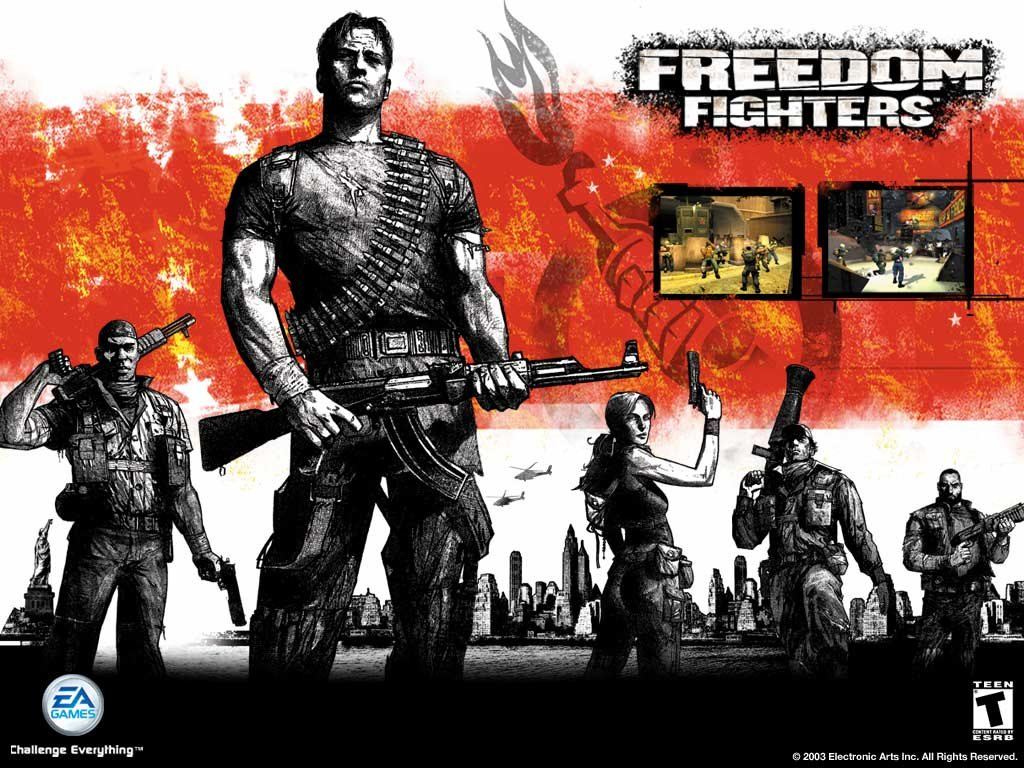 Freedom Fighters · 1024x768 - 199k