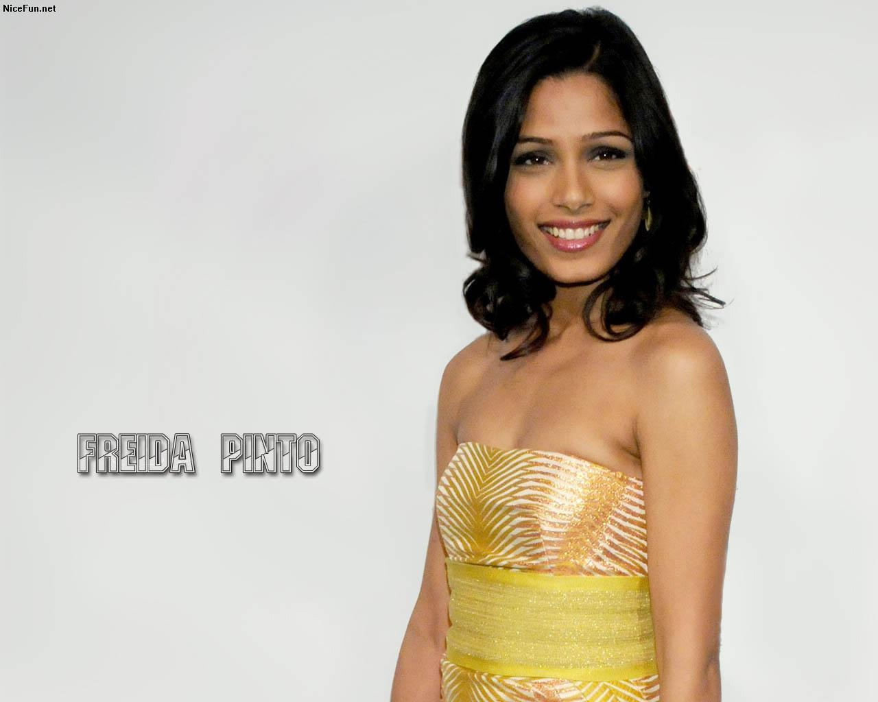 Wallpaper Information: Freida Pinto 14917