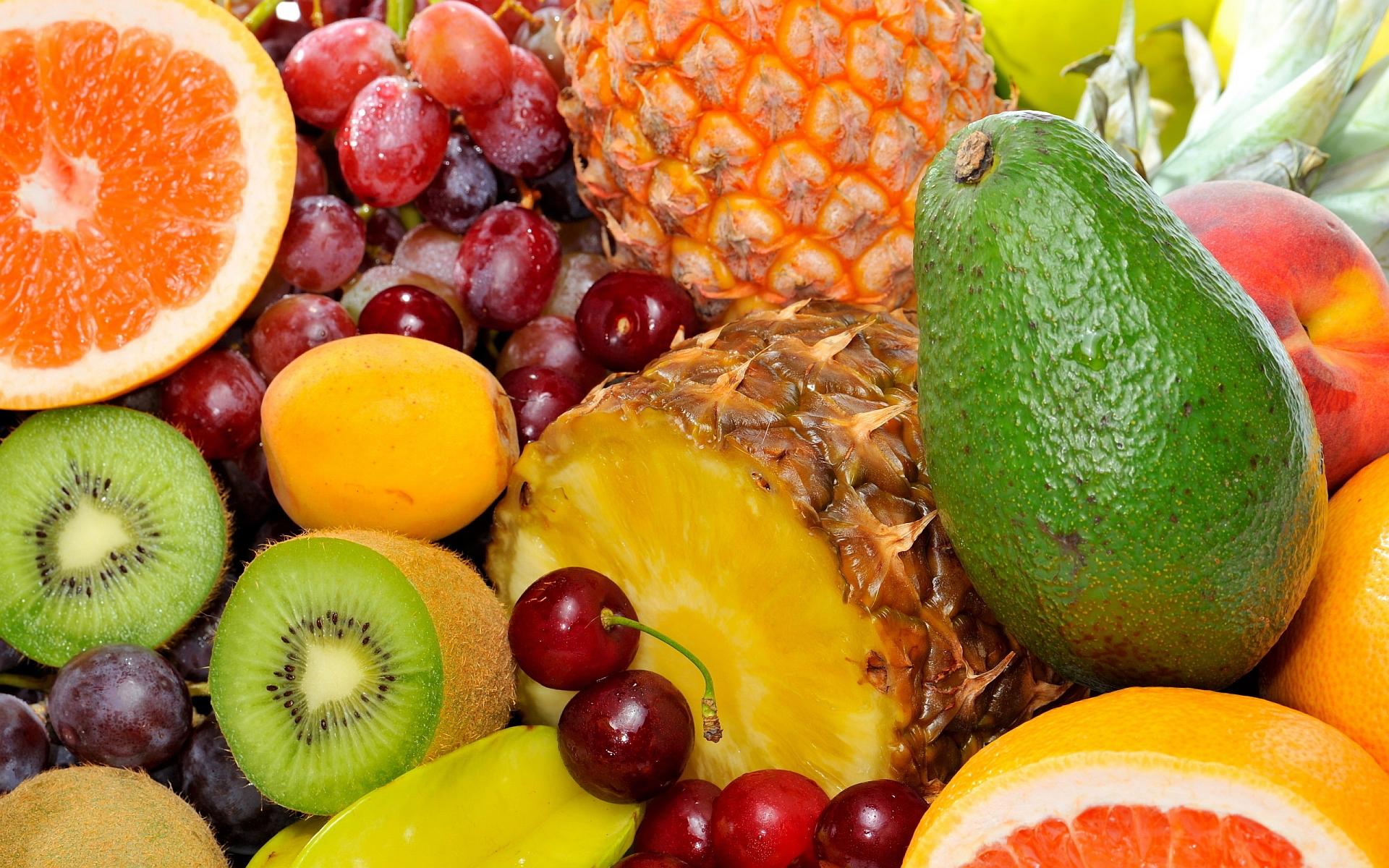 Fresh fruits 1