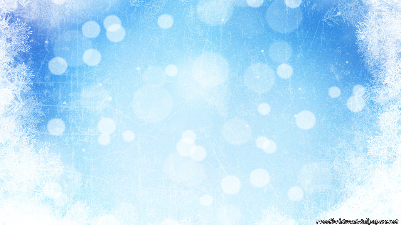 Download Frosty Christmas Bokeh 1024x768 ...