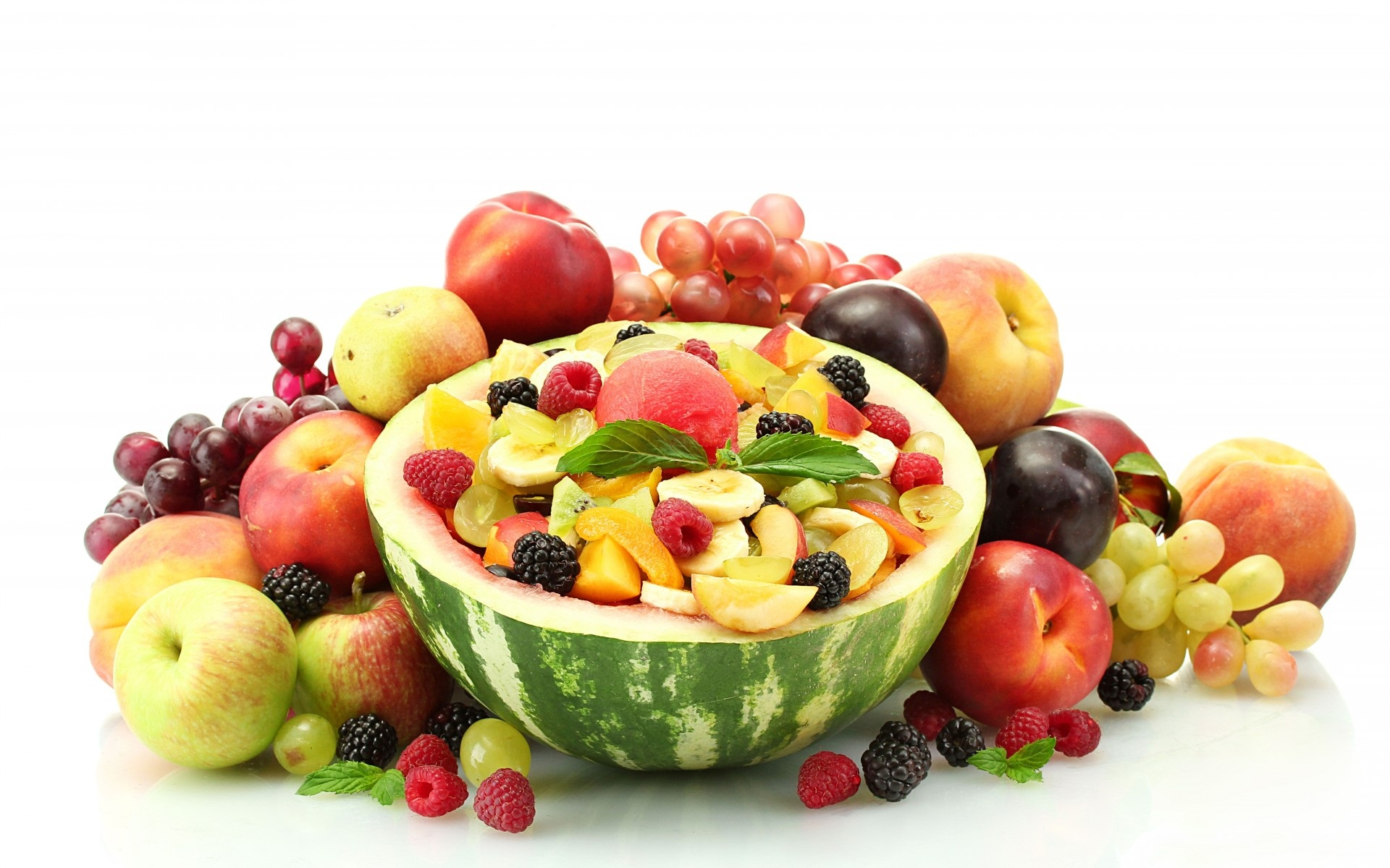 Fruit Salad Wallpaper