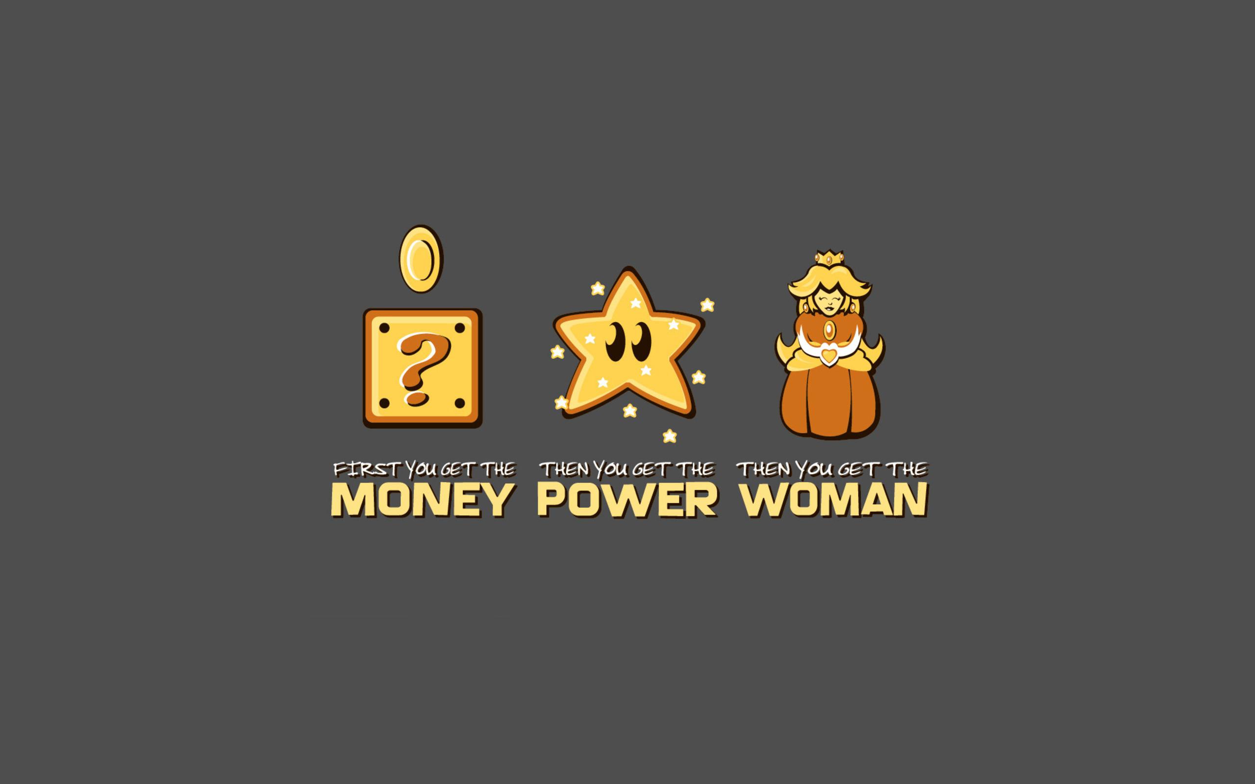 Funny Super Mario Steps