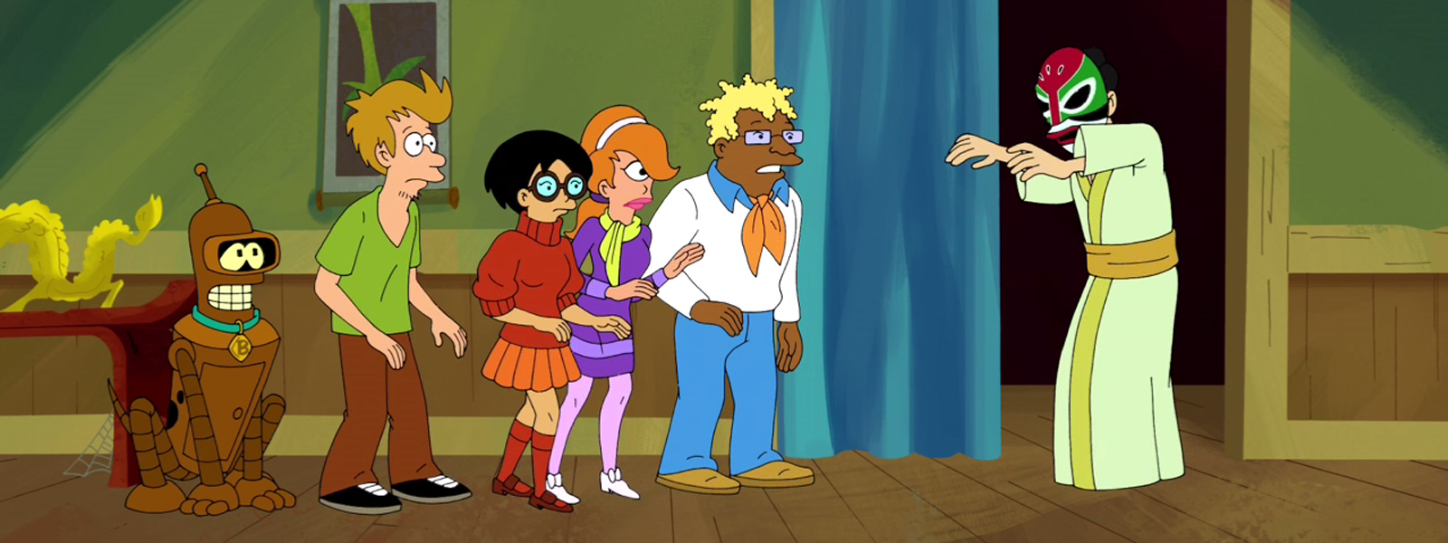 "Futurama: ""Saturday Morning Fun Pit"" Review"