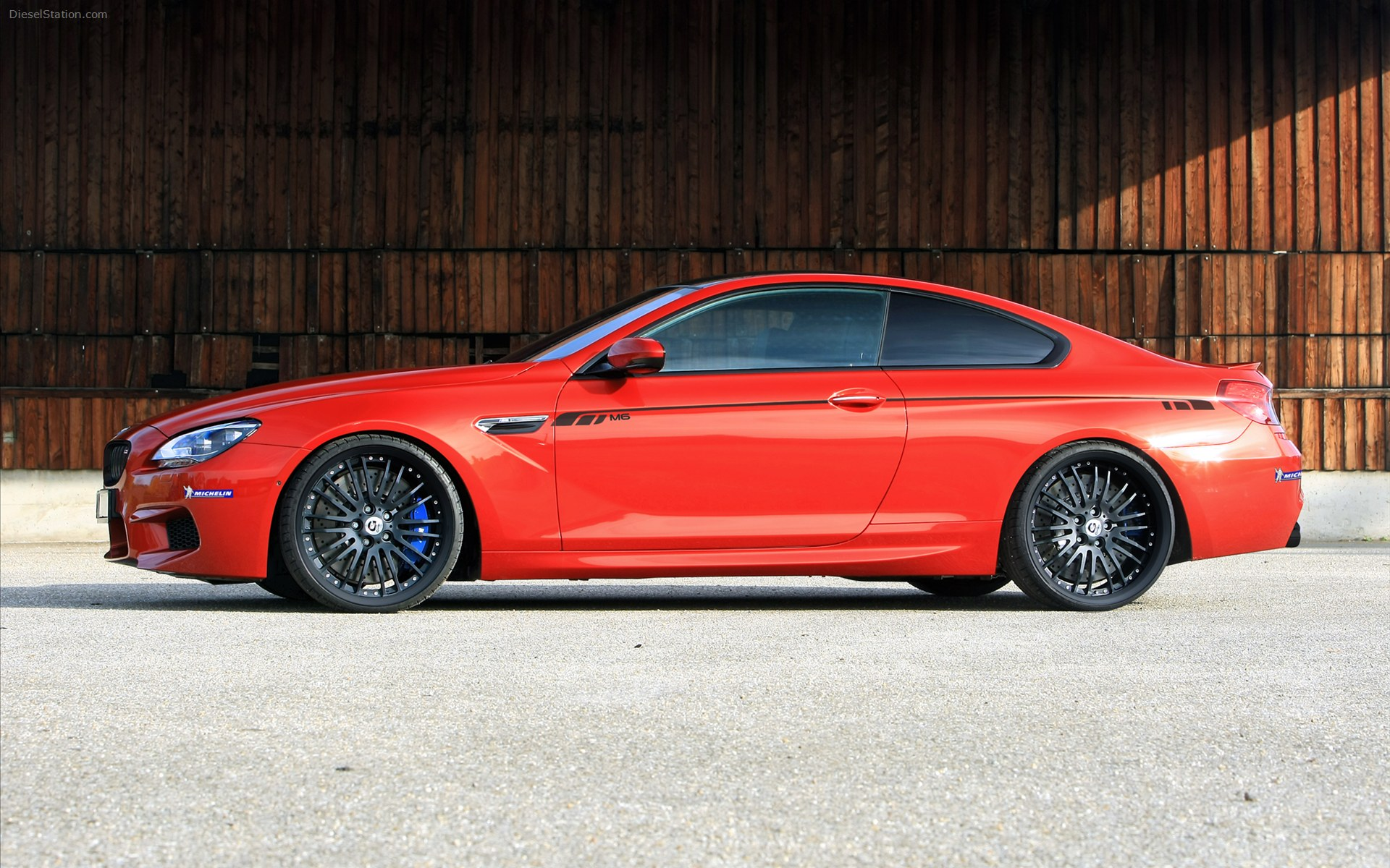 G-Power M F13 Refined BMW M6 2013