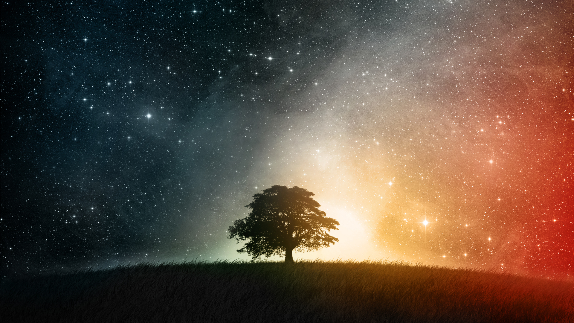 Galaxy Wallpaper HD