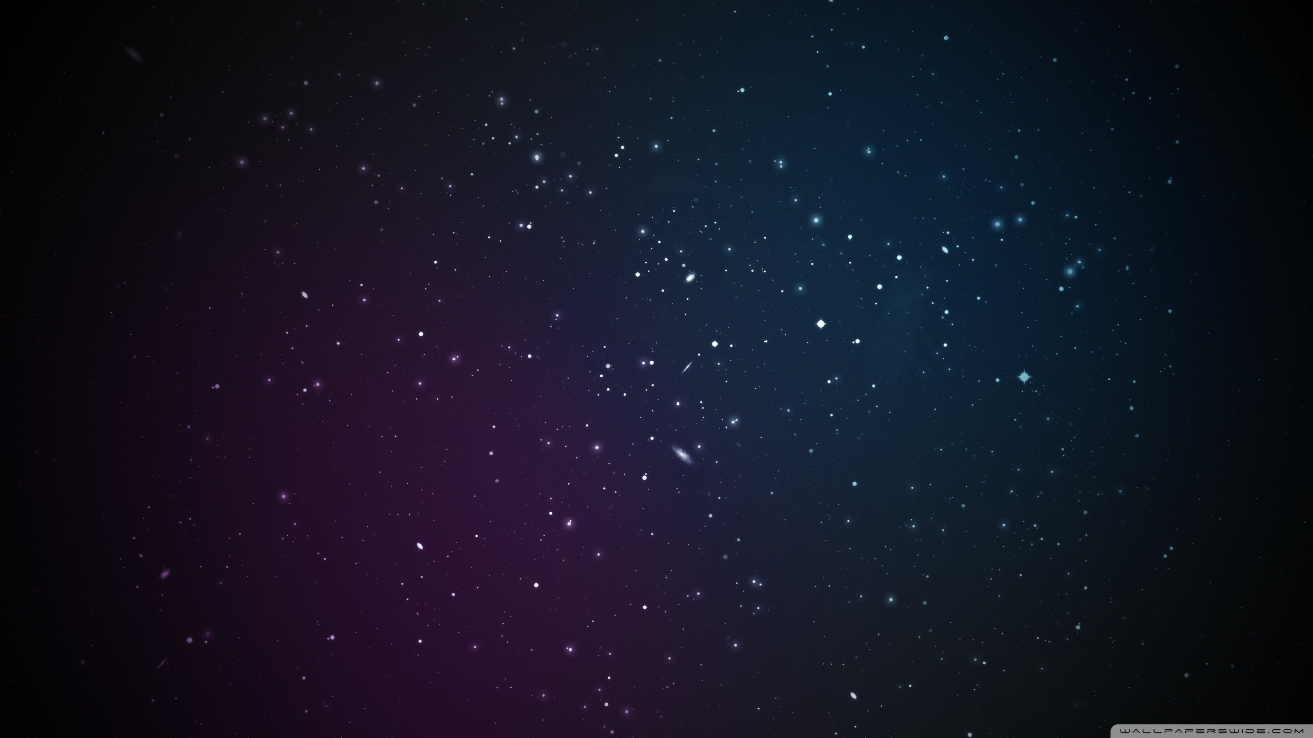 Galaxy Hd Wallpaper 2560x1440 44012
