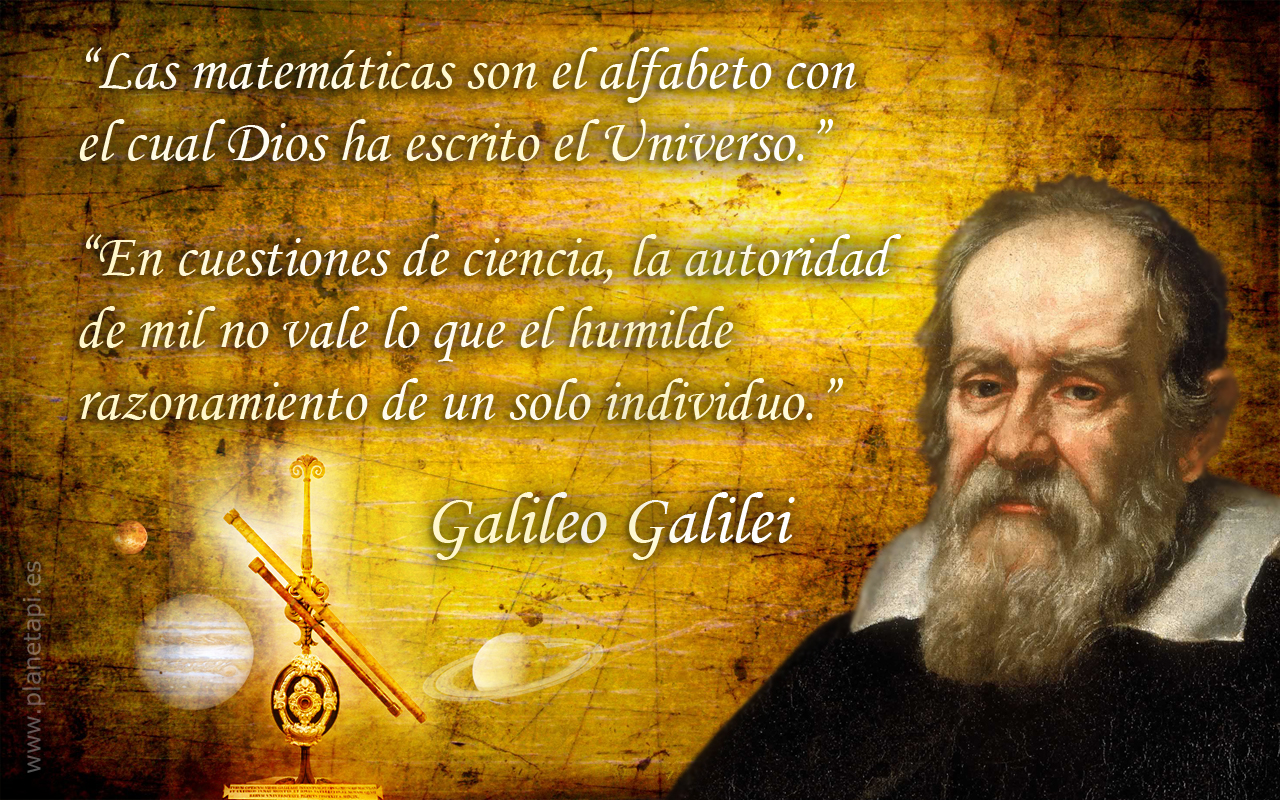 Galileo Galilee Wallpaper 1280x800 76841